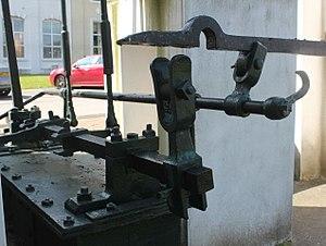 Gab valve gear - Image: JD Varteg 02