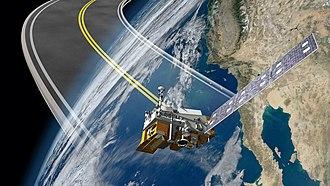 Joint Polar Satellite System - Artist Illustration of the NOAA-20 Satellite.