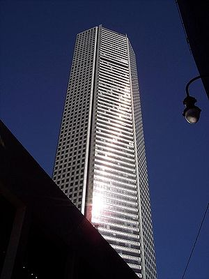 JP Morgan Chase Tower