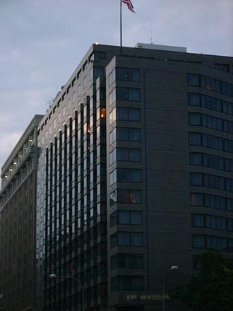 JW Marriott Hotels - Image: JWMDC