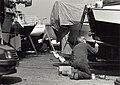 Jachthaven A. Peetoom. Aangekocht in 1993 van United Photos de Boer bv. - Negatiefnummer 36156 k 25. - Gepubliceerd in het Haarlems Dagblad van 09.04.1942. Identificatienummer 54-032165.JPG
