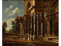 Jacobus Ferdinandus Saey - Landscape with ruins.jpg