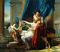 Jacques-Louis David - Sappho and Phaon, 1809.jpg