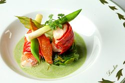 Nouvelle cuisine – Wikipedia, wolna encyklopedia