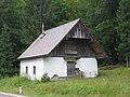 Jagdhütte Umkehrstube, Mitterweißenbach, Bad Ischl.JPG