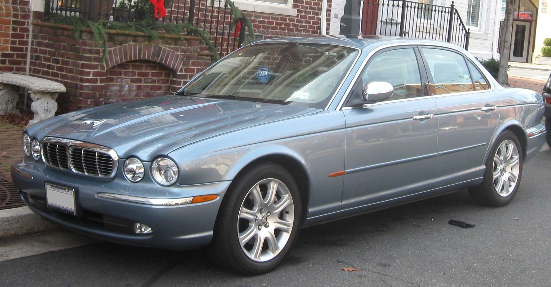 jaguar xj x350 wikipedia. Black Bedroom Furniture Sets. Home Design Ideas