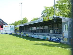 Jahnstadion Rheda Wiedenbruck Wikipedia