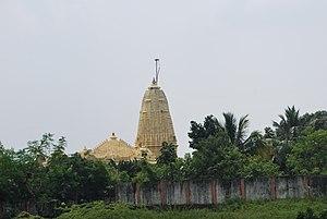 Valsad district - Simandhar Swami Jain Derasar