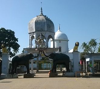 Mainaguri - Jalpesh Temple of Lord Shiva