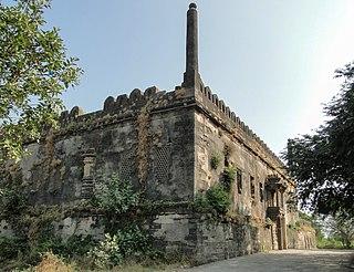 Jumma Masjid, Uparkot State protected monument of Gujarat