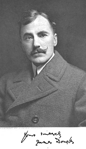 James Douglas (journalist) - James Douglas ca. 1909