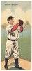 James E. Barrett-Grant McGlynn, Milwaukee Team, baseball card portrait LCCN2007685591.tif
