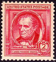 James Fenimore Cooper2 1940 issue