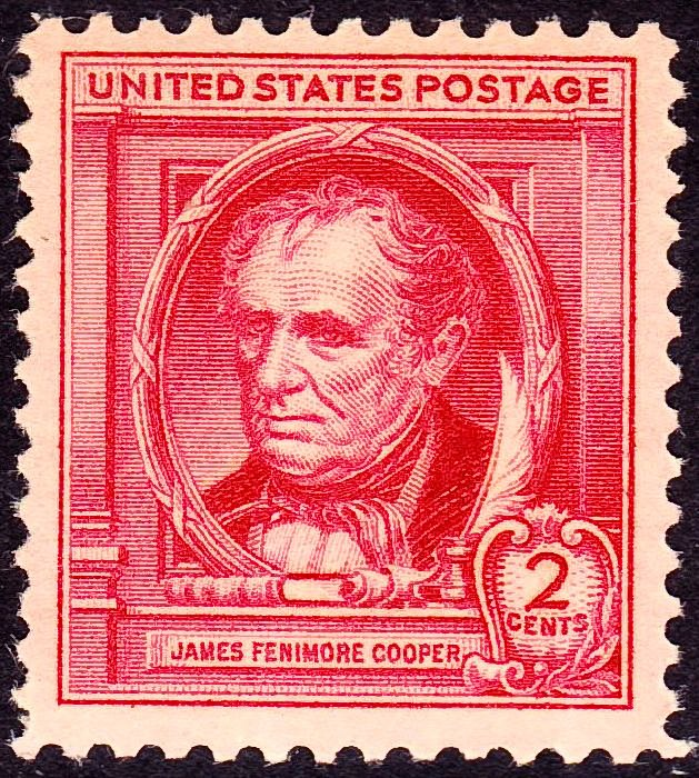 James Fenimore Cooper2 1940 issue