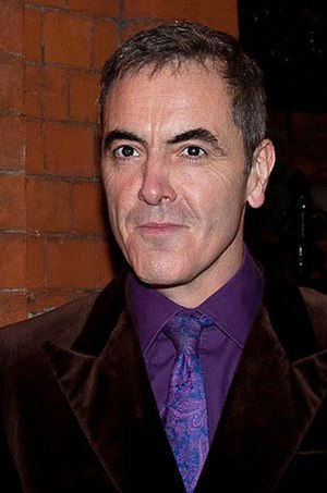 James Nesbitt - Nesbitt at the UNICEF Halloween Ball, November 2013