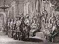 Jan Luyken's Jesus 27. Caiaphas. Phillip Medhurst Collection.jpg