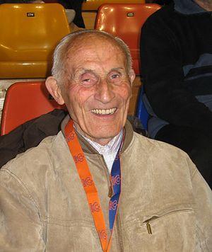 Jan Pronk (cyclist) - Jan Pronk in 2007