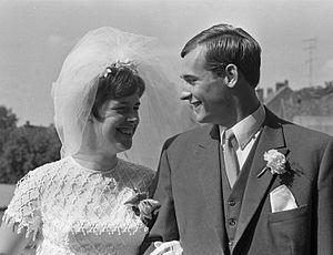 Jan van Beveren - Jan van Beveren is getting married to Petra Warringa on 26 August 1968