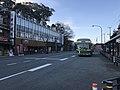 Japan National Route 23 in front of Naiku Bus Stop 2.jpg