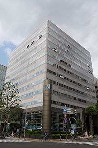 Japan Post Group Sapporo Building 01