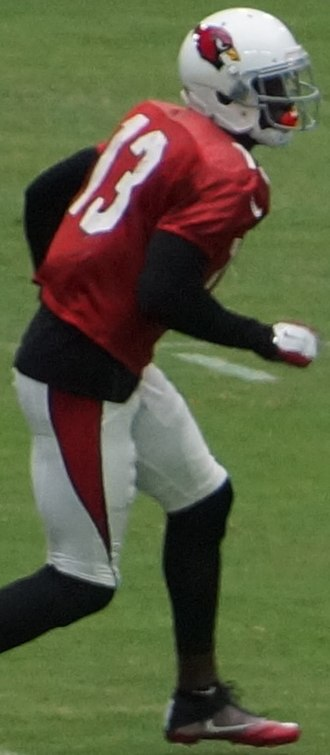 Jaron Brown - Brown with the Arizona Cardinals in 2016