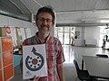 Jaume Ferrer with Commons in EDRA.JPG