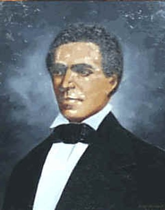 Republic of Maryland - John Brown Russwurm, first black governor of Maryland in Africa from 1836-1851.