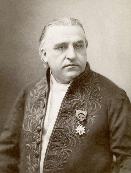 Жан-Марте́н Шарко́, французский врач-психиатр