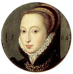 Lady Jean Gordon, Countess of Bothwell, 1544 - 1629. First wife of James Hepburn, 4th Earl of Bothwell