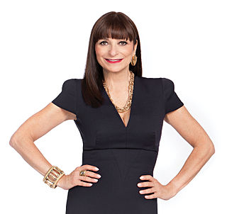 Jeanne Beker Canadian writer and television personality