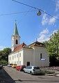 Jedlesee (Wien) - Kirche Maria Loretto (2).JPG