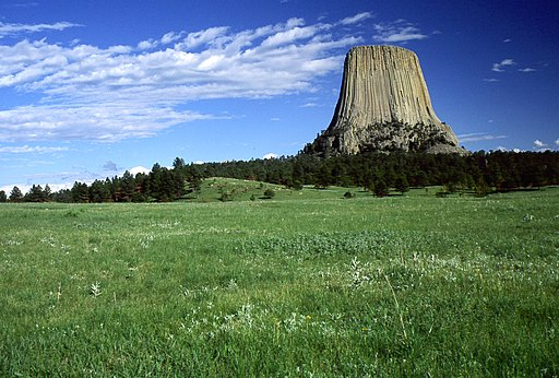Jeff Fennell - Devils Tower (by)