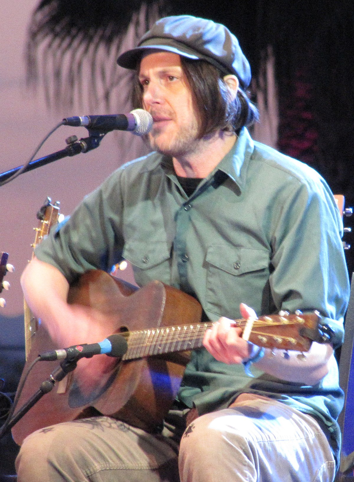 Jeff Mangum Wikipedia