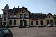 Jelenia Góra-Cieplice Stacja kolejowa.JPG