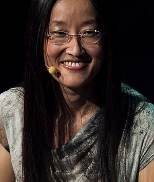 Jennifer Yuh Nelson - Jennifer Yuh Nelson in May 2012 at the C2-MTL business conference