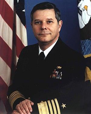 , U.S. Navy admiral.