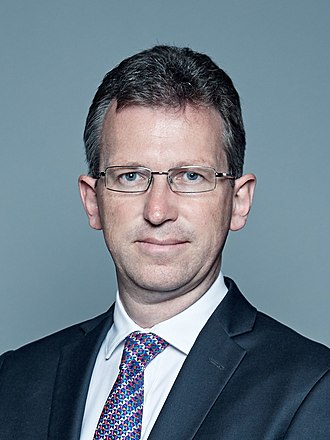Secretary of State for Digital, Culture, Media and Sport - Image: Jeremy Wright MP