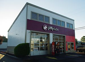 Jiffy Lube location on 10th Street in Hillsbor...
