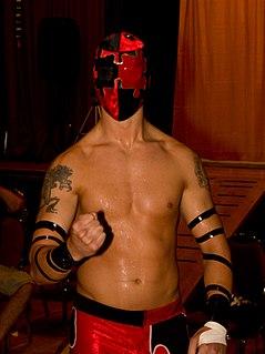 Jigsaw (wrestler) American professional wrestler