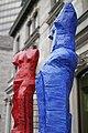 Jim Dine, Roman Red Venus et Roman Red Venus (the Blue Patina), 2007 (35314113685).jpg