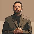Jimbo at Fosdem cropped cartooned.png