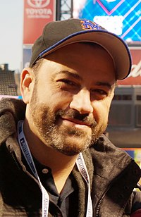 Jimmy Kimmel Jimmy Kimmel and Cousin Sal (cropped).jpg
