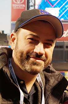 Jimmy Kimmel - Wikipedia 7afb7a518bf2