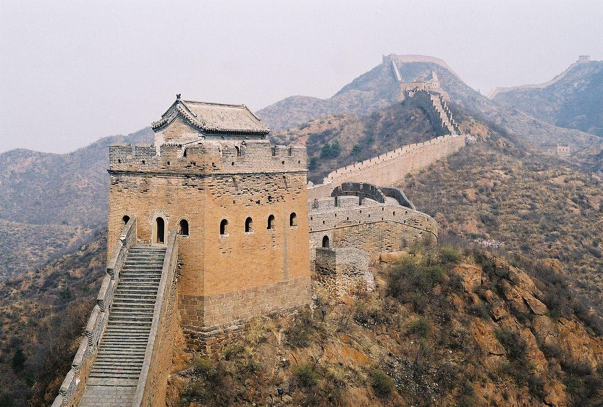 Kiinan Muuri Pituus