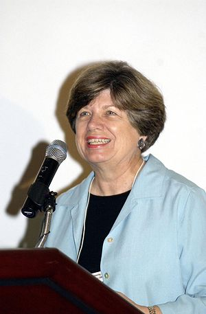 JoAnn H. Morgan - Former Director of External Relations and Business Development at NASA Kennedy Space Center.