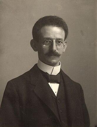 Georg Joachimsthal - Georg Joachimsthal (1863-1914)