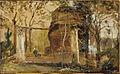 Johan Christian Dahl - Mausoleet til San Vito i nærheten av Pozzuoli.jpg
