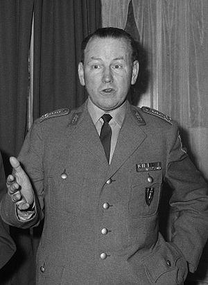 Johann von Kielmansegg - Johann von Kielmansegg in 1967