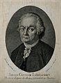 Johann Gottlob Leidenfrost. Stipple engraving by F. Gebhard Wellcome V0003480.jpg