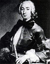 Formerly believed to be a portrait of Johann Joachim Quantz (Source: Wikimedia)
